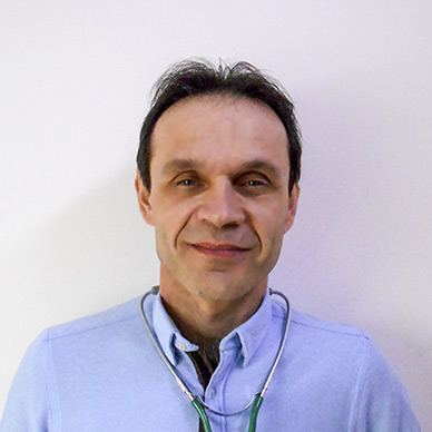 Lekarz Mariusz Kusz –specjalista pediatra - NZOZ Analco - całodobowa placówka medyczna w Świdniku