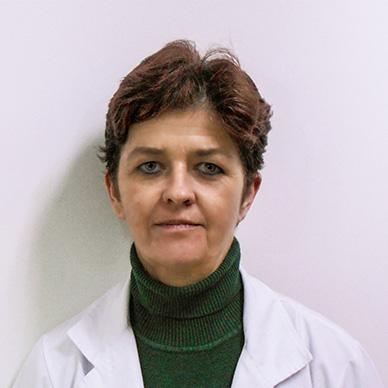Maria Szymaszek – pielęgniarka środowiskowo - rodzinna, spec. ds. szczepień  - NZOZ Analco - całodobowa placówka medyczna w Świdniku